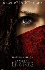 Mortal Engines poster free full movie