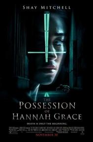The Possession of Hannah Grace poster free full movie