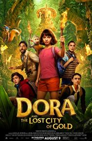 Dora and the Lost City of Gold poster free full movie