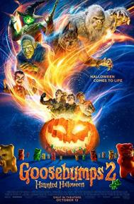 Goosebumps 2: Haunted Halloween poster free full movie