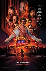 Bad Times at the El Royale poster free full movie
