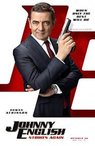 Johnny English Strikes Again poster free full movie