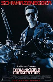 Terminator 2: Judgment Day poster free full movie