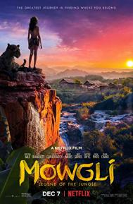 Mowgli: Legend of the Jungle poster free full movie