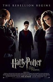 Harry Potter and the Order of the Phoenix poster free full movie