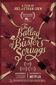 The Ballad of Buster Scruggs poster free full movie