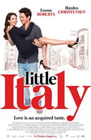 Little Italy poster free full movie