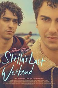 Stella's Last Weekend poster free full movie