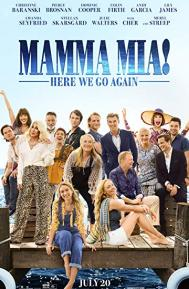 Mamma Mia! Here We Go Again poster free full movie