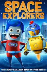 Space Explorers poster free full movie