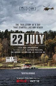22 July poster free full movie