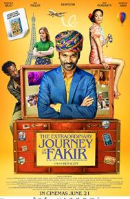 The Extraordinary Journey of the Fakir poster free full movie