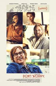Don't Worry, He Won't Get Far on Foot poster free full movie
