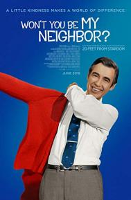 Won't You Be My Neighbor? poster free full movie