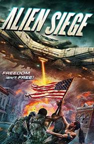 Alien Siege poster free full movie