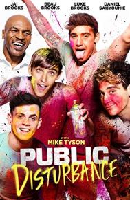 Public Disturbance poster free full movie