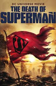 The Death of Superman poster free full movie
