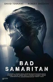 Bad Samaritan poster free full movie