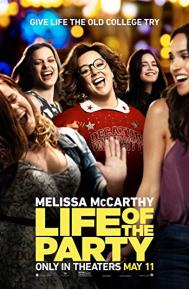 Life of the Party poster free full movie