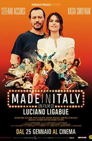 Made in Italy poster free full movie