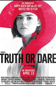 Blumhouse's Truth or Dare poster free full movie