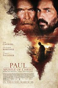 Paul, Apostle of Christ poster free full movie