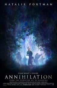 Annihilation poster free full movie
