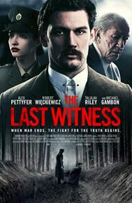 The Last Witness poster free full movie