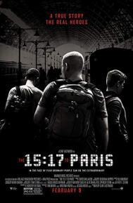 The 15:17 to Paris poster free full movie