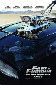 Fast & Furious poster free full movie