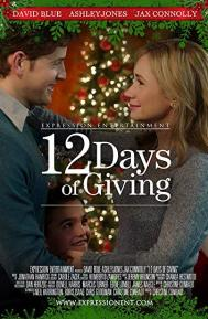 12 Days of Giving poster free full movie