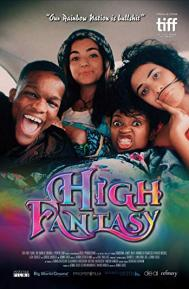 High Fantasy poster free full movie
