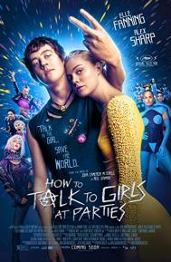 How To Talk To Girls at Parties poster free full movie
