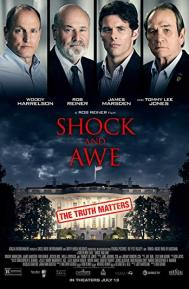 Shock and Awe poster free full movie