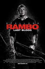Rambo: Last Blood poster free full movie