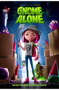 Gnome Alone poster free full movie