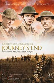 Journey's End poster free full movie