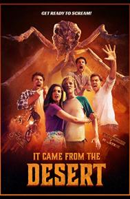 It Came from the Desert poster free full movie