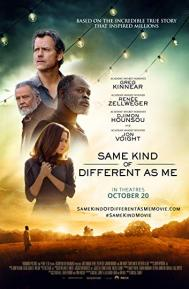 Same Kind of Different as Me poster free full movie