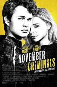 November Criminals poster free full movie