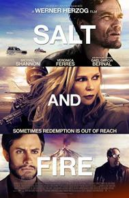 Salt and Fire poster free full movie