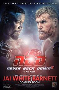 Never Back Down: No Surrender poster free full movie