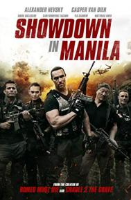 Showdown in Manila poster free full movie