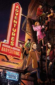 Adventures in Babysitting poster free full movie