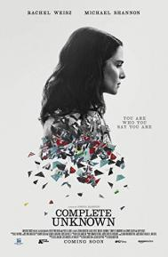 Complete Unknown poster free full movie