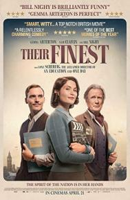 Their Finest poster free full movie