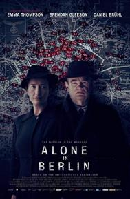 Alone in Berlin poster free full movie