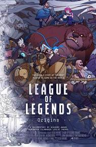 League of Legends Origins poster free full movie
