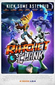 Ratchet and Clank poster free full movie