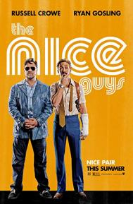 The Nice Guys poster free full movie